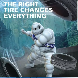 The Right Tyre Changes Everything