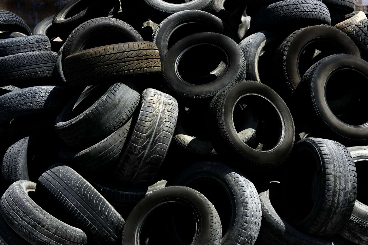 Old Second-Hand Tyres are lethal risk on roads