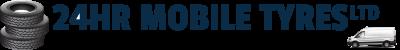 24hr Mobile Tyres Ltd Logo
